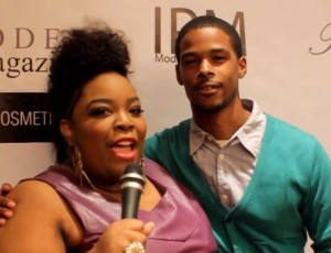 Gregg Wayans – Red Carpet Interview – POSH LA Fashion Week