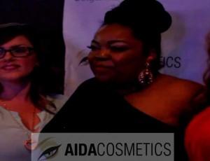Aida Cosmetics Confidence & Glamour Campaign