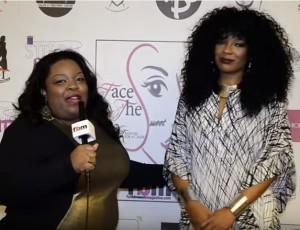 Syleena Johnson – Red Carpet Interview – Face The Sweet Fashion Week