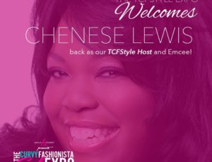 Chenese Returns As Host Of The TCFStyle Expo