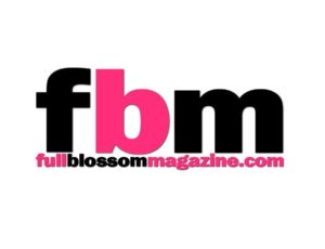 Chenese Graces The Cover of Full Blossom Magazine