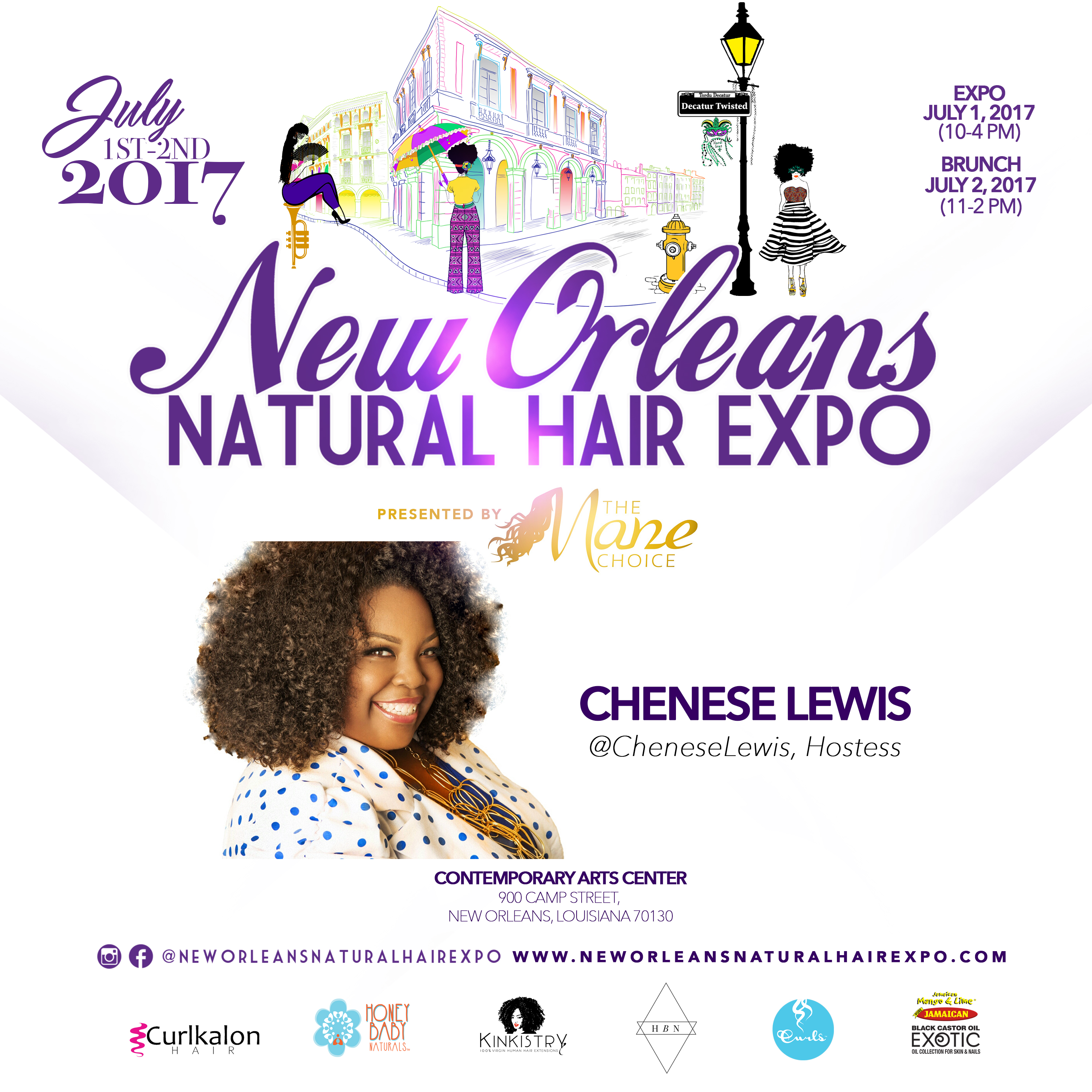 Essence Natural Hair Expo