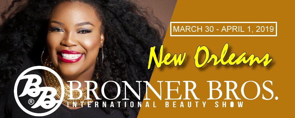 Bronner Bros International Beauty Show